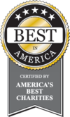 Best in America certified by America's Best Charities
