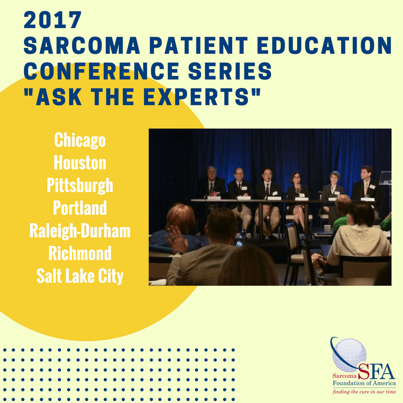 Sarcoma Conference Series- Awareness Events & More